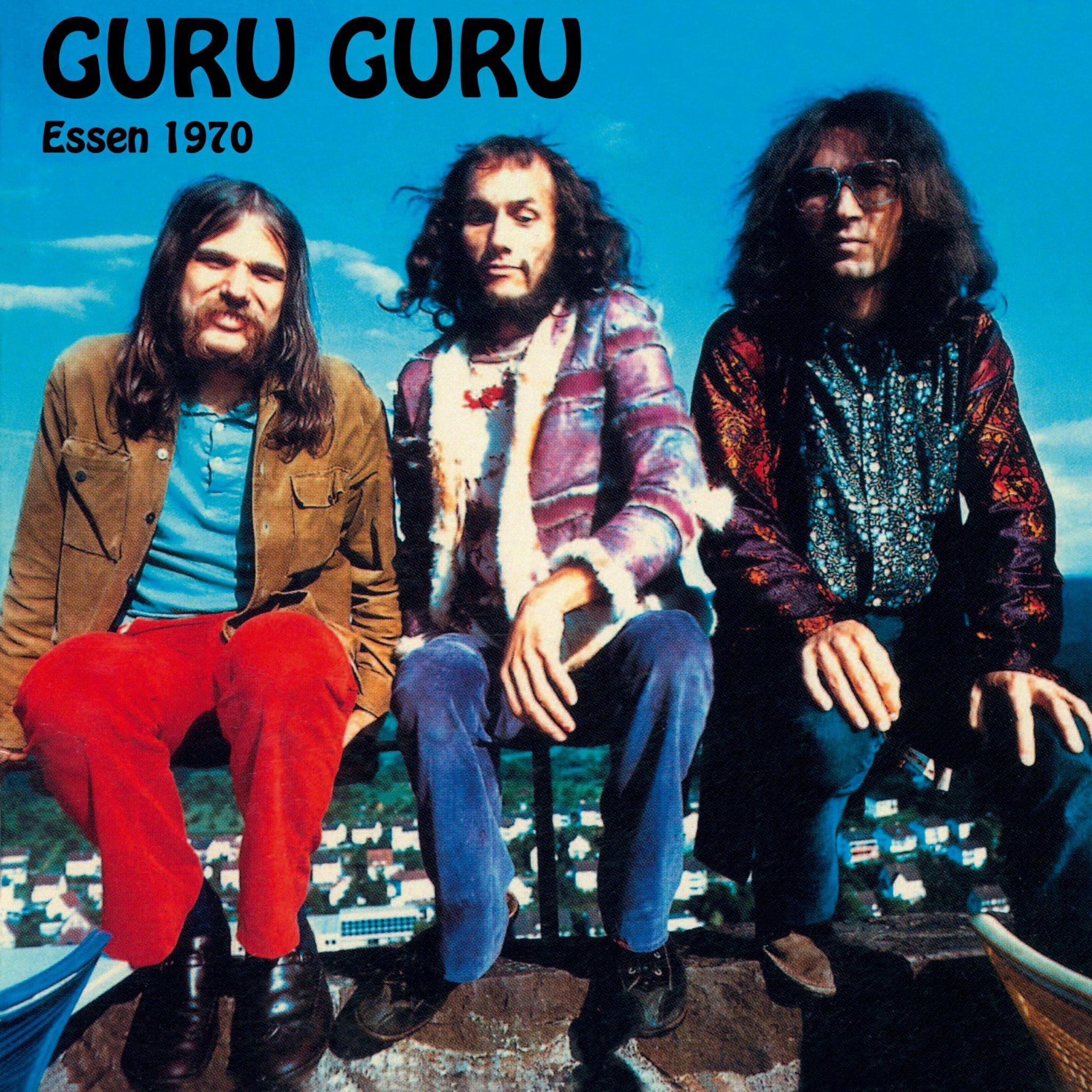 Svart Guru Guru - Live in Essen 1970