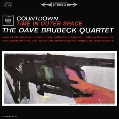 Music On Vinyl Dave Brubeck - Countdown: Time in Outer Space