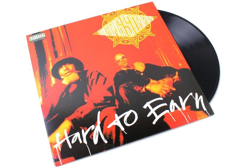 Cooltempo Gang Starr - Hard To Earn