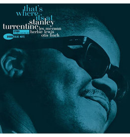 Blue Note Stanley Turrentine - That's Where It's At