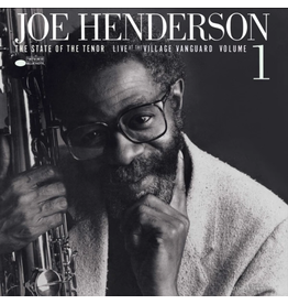 Blue Note Joe Henderson - The State of the Tenor: Live at The Village Vanguard Part One