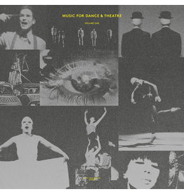 Music From Memory Various - Music For Dance & Theatre Vol. 1