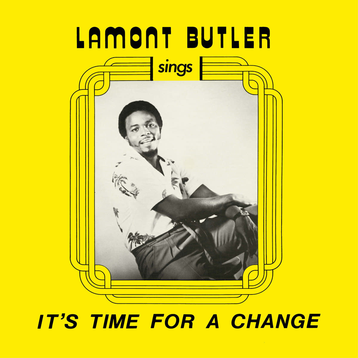 Acid Jazz Lamont Butler - It's Time For A Change