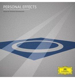 Deustche Grammophon Johann Johannsson - Personal Effects
