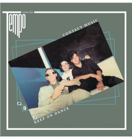 Tempo Dischi Contact Music - Keep On Dance