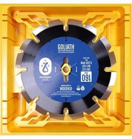 Island Records Woodkid - Goliath (Coloured Vinyl)