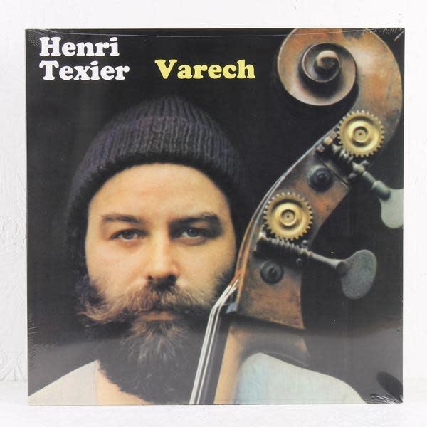 Disques JMS Henri Texier - Varech