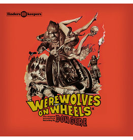 Finders Keepers Records Don Gere - Werewolves On Wheels