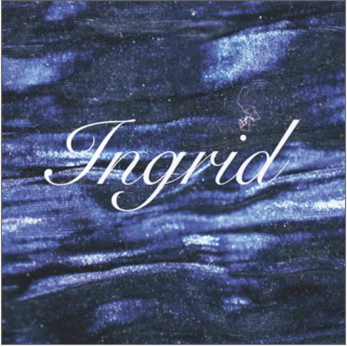 Editions Mego Klara Lewis - Ingrid