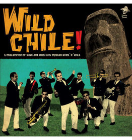 Pinche Various - Wild Chile!