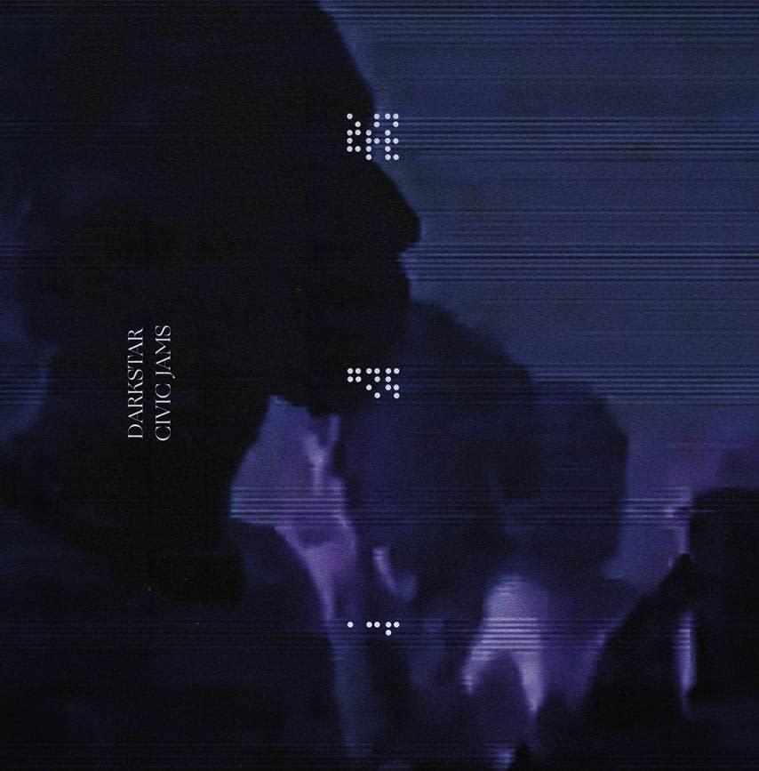 Cover Darkstar - Text
