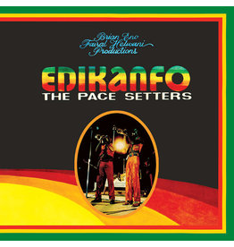 Glitterbeat Records Edikanfo - The Pace Setters