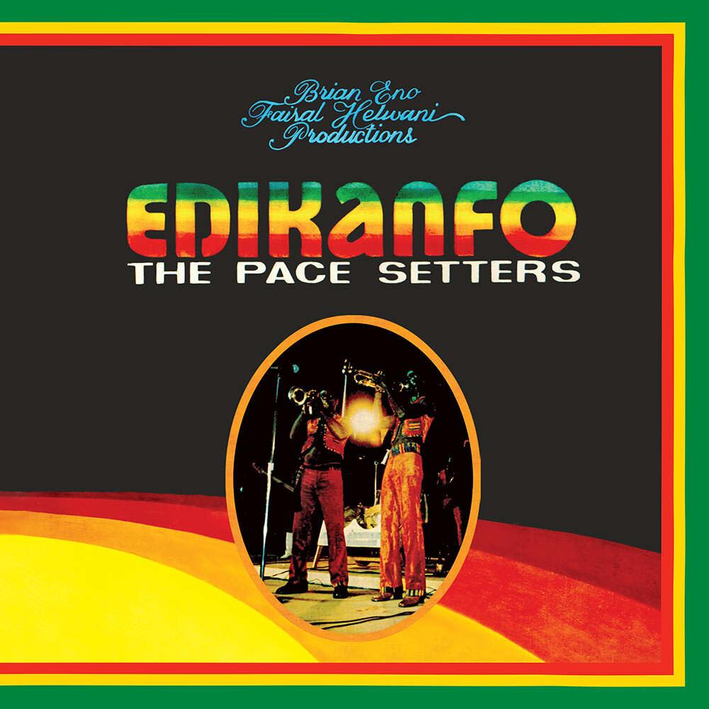Glitterbeat Records Edikanfo - The Pace Setters