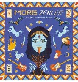 Born Bad Records Various - Moris Zekler: Fuzz & Soul Sega From 70's Mauritius