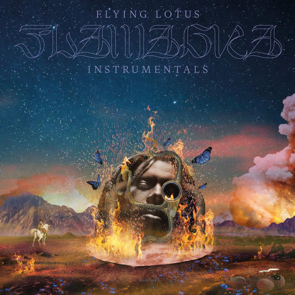 Warp Records Flying Lotus - Flamagra (Instrumentals)