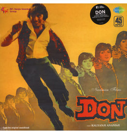 Silva Screen Kalyanji Anandji - Don OST