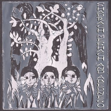 Steppas Records Alpha & Omega - Shadrach, Meshach And Abednego