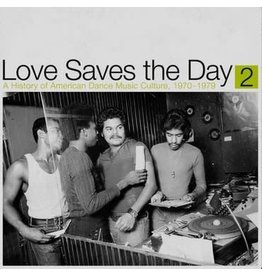 Reappearing Records Various - Love Saves The Day: A History of American Dance Music Culture 1970-1979 Part 2