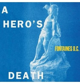 Partisan Records Fontaines D.C. - A Hero's Death