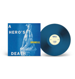 Partisan Records Fontaines D.C. - A Hero's Death (Coloured Vinyl)