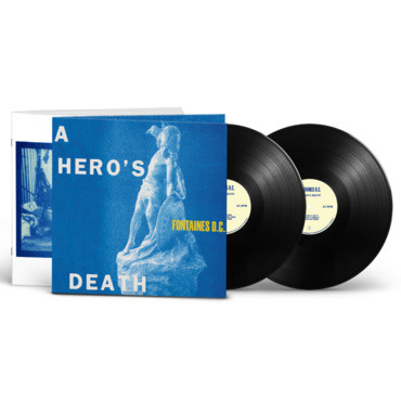 Partisan Records Fontaines D.C. - A Hero's Death (Deluxe Edition)