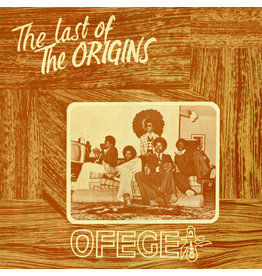 Tidal Waves Music Ofege - The Last Of The Origins