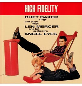 Ermitage Chet Baker - Angel Eyes