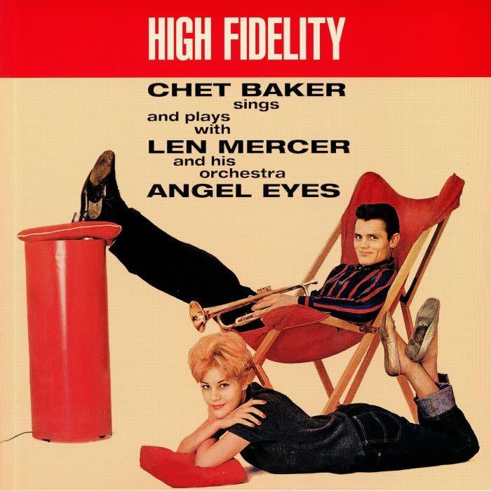 Ermitage Chet Baker - Angel Eyes
