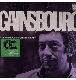 Back To Black Serge Gainsbourg - Le Poinconneur Des Lilas