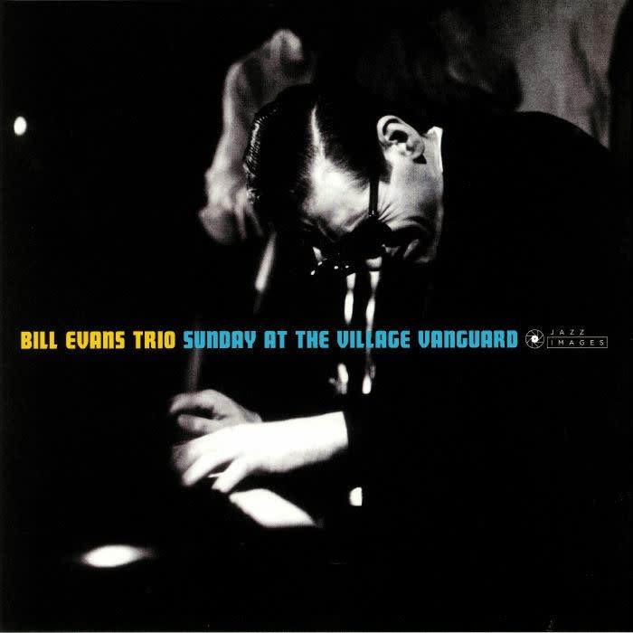 Jazz Images Bill Evans Trio - Sunday At The Village Vanguard