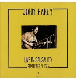 Alternative Fox John Fahey - Live In Sausalito, September 9, 1973