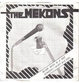 Superior Viaduct The Mekons - Never Been In A Riot