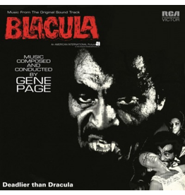 Music On Vinyl OST - Blacula