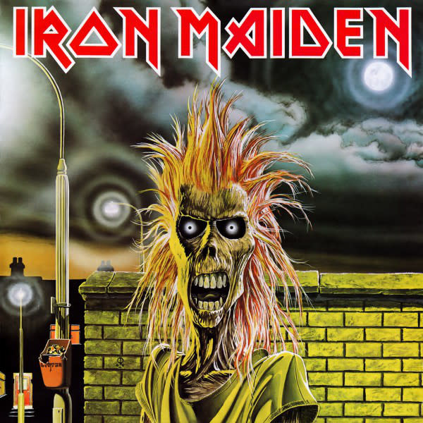 Warner Music Group Iron Maiden - Iron Maiden