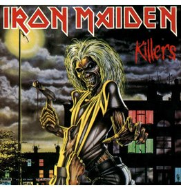 Warner Music Group Iron Maiden - Killers