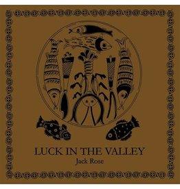 Thrill Jockey Jack Rose - Luck in the Valley (Coloured Vinyl)