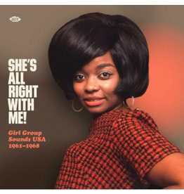Ace Records Various - She's All Right With Me! Girl Group Sounds USA 1961-1968
