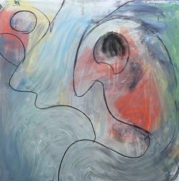 Manono Records Luke Jenner - 1 (Coloured Vinyl)
