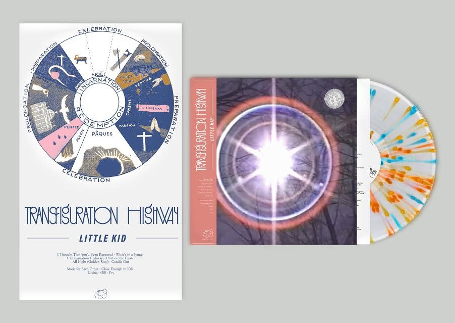 Solitaire Recordings Little Kid - Transfiguration Highway (Dinked Edition)