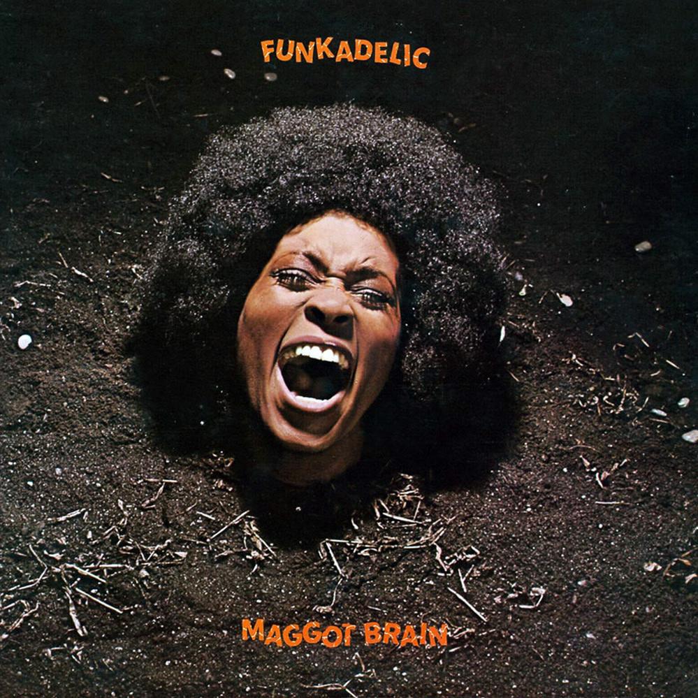 Westbound Records Funkadelic - Maggot Brain
