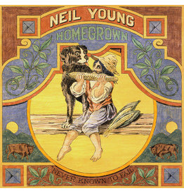 Warner Records Neil Young - Homegrown