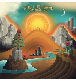 Thrill Jockey Rose City Band - Summerlong (Coloured Vinyl)