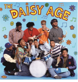 Ace Records Various - The Daisy Age: Bob Stanley