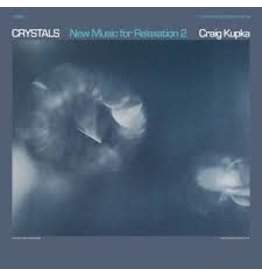 Smithsonian Folkways Special Series Craig Kupka - Crystals: New Music For Relaxation 2