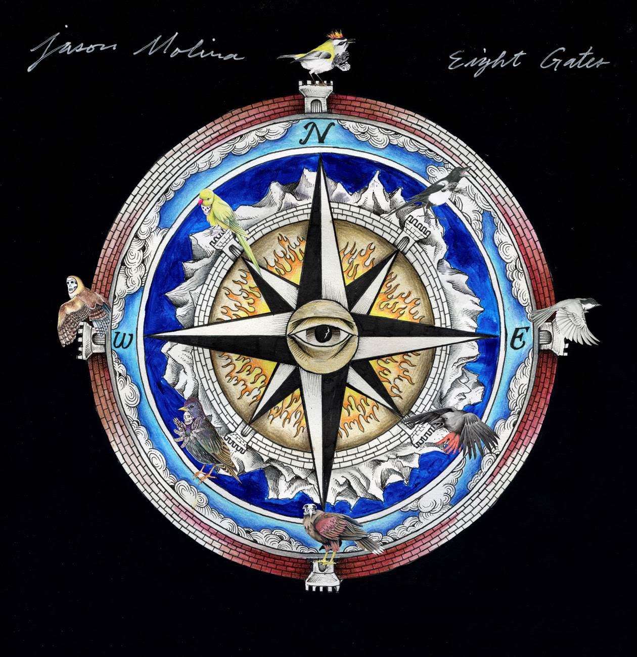Secretly Canadian Jason Molina - Eight Gates