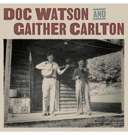 Smithsonian Folkways Doc Watson And Gaither Carlton - Doc Watson And Gaither Carlton