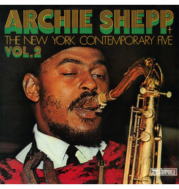 Storyville Records Archie Shepp & The New York Contemporary Five - Vol. 2
