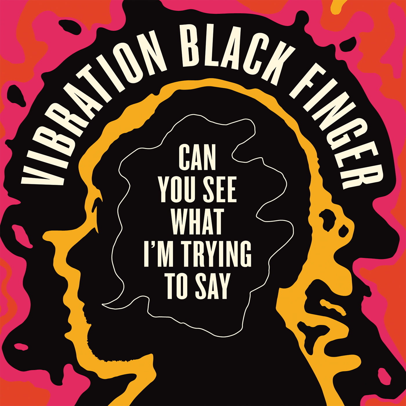 Jazzman Vibration Black Finger - Can You See What I'm Trying to Say