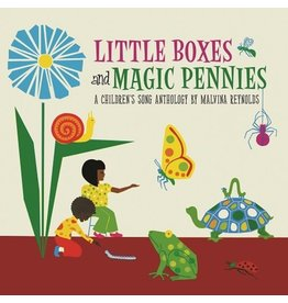 Iron Mountain Analogue Research Malvina Reynolds - Little Boxes and Magic Pennies: A Children's Song Anthology