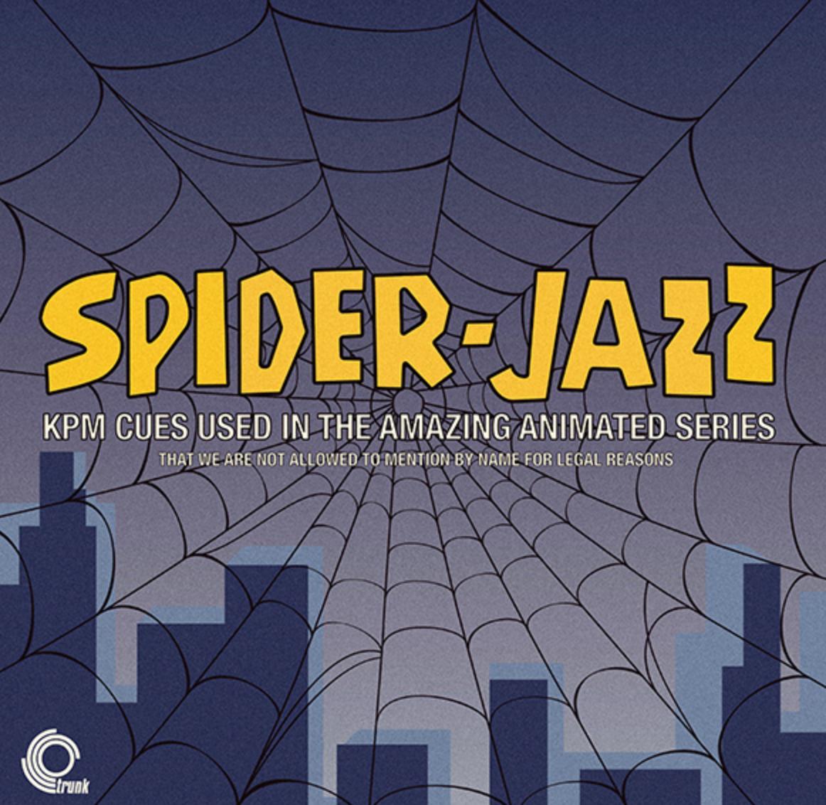 Trunk Records Various - Spider Jazz